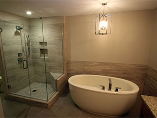 Fleming Construction In Des Moines Is Your Bathroom Remodeling Expert - Where to start bathroom renovation