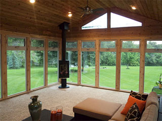 Sunroom Additions Enhance The Space Value And Beauty Of