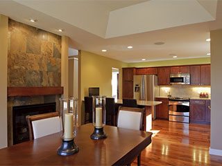 Everyone In The House Uses The Kitchen. Thatu0027s Why The Kitchen Should  Reflect Who The Family Is And Be A Durable And Functional Space For All Its  Members.